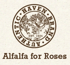 Alfalfa Tea For Roses